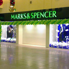 Several Marks&Spencer Stores, Russian Federation